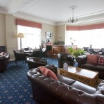 Virginia court hotel lounge