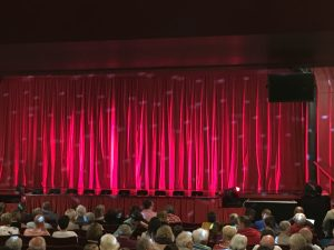 Curtains Up at Cromer Pier Theatre