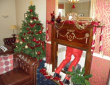 Spend Christmas in a Cromer Hotel