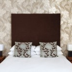 Contemporary hotel double room in north norfolk