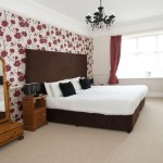 Luxury hotel Suite in Cromer with flatscreen TV
