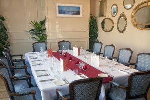 private dining in Cromer